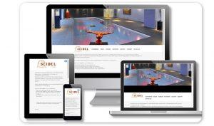 Website-Gestaltung Seidel GmbH